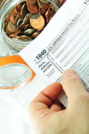 personal service: Tax
