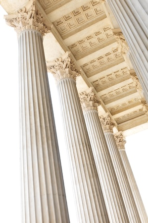 columnas romanas: Columnas