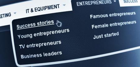 entrepreneurial: Success in business