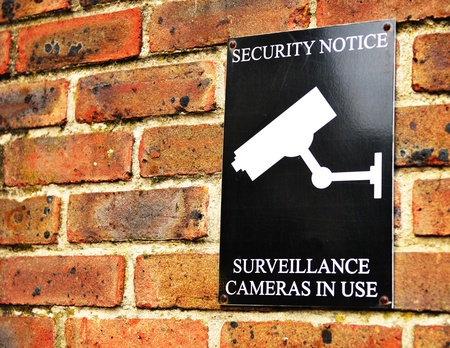 Surveillance camera Stock Photo - 10818265