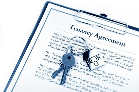 letting: Tenancy agreement