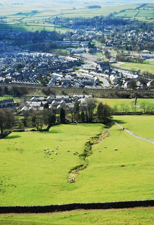 Settle, Yorkshire Dales  photo