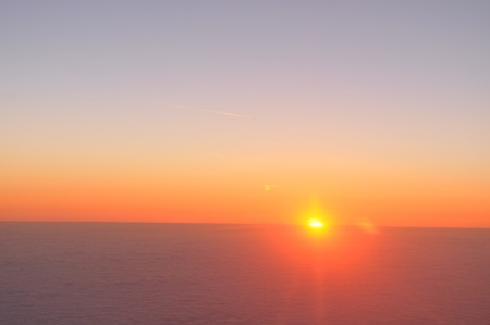 rise to the top: Sunrise