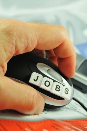 Job search Stock Photo - 11216253