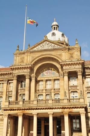 local government: Birmingham City Council  Stock Photo