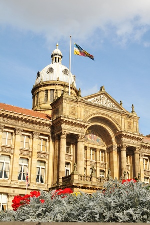 Birmingham City Council Stock Photo - 11545318