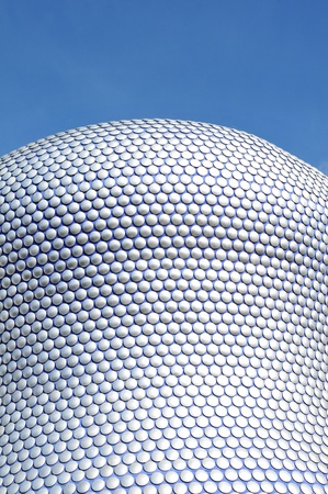 Birmingham, UK - 20 Sept, 2011: Architectural detail of the Selfridges department store building in Birmingham  Stock Photo - 11816817