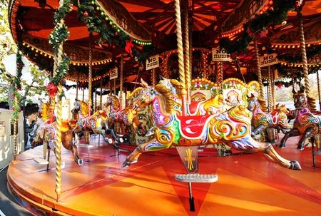 amuse: Carousel
