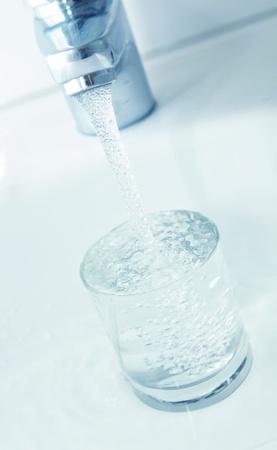 Wasting water  photo