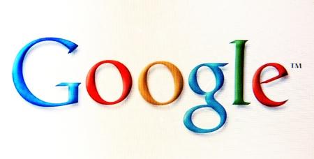 Londen, Verenigd Koninkrijk - 15 januari 2011: Home page van Google, een Amerikaanse internet-en software bedrijf gespecialiseerd in het zoeken op internet.