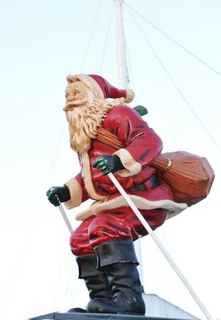 christmasy: Vintage Santa