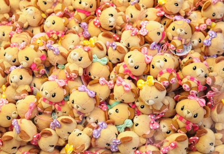 Tokyo, Japan - 28 December, 2011: Japanese traditional toys for sale in Shinjuku, Tokyo