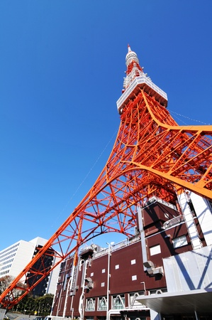communications tower: Tokyo Tower, Japan