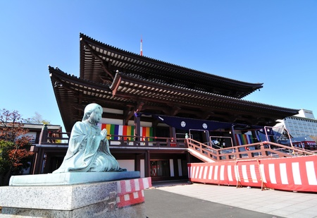 Buddhist temple Stock Photo - 13113095