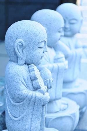 stone buddha: Buddha statues