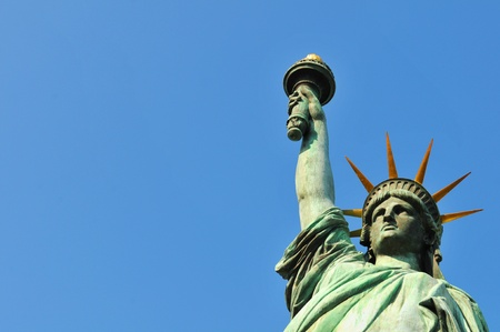 Statue of Liberty detail Stock Photo - 13043344