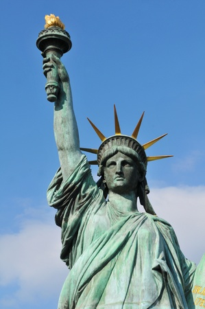 Statue of Liberty  Stock Photo - 13043381