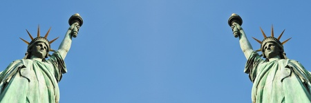 American banner  photo