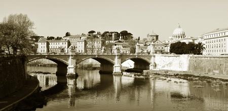 Vintage Rome  photo
