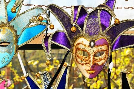 souvenir traditional: Venetian mask