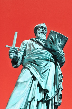 Old statue  Stock Photo - 13260403