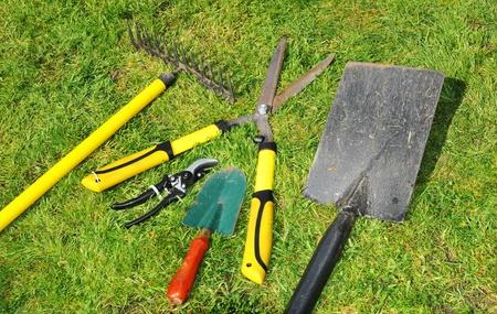 Gardening-Konzept