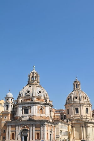 Cathedrals in Rome, Italy  photo