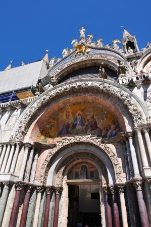 San Marco basilica in Venice, Italy photo
