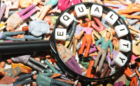 Equality Standard-Bild