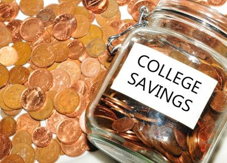 College savings  photo