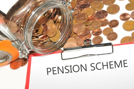 pension fund: Pension and retirement planning