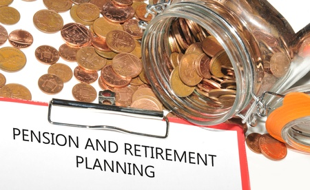 pensions: Pension and retirement planning
