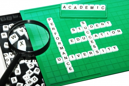 Higher education concept Stock Photo - 14481289