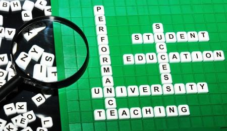 Academic performance concept  Stock Photo - 14458578
