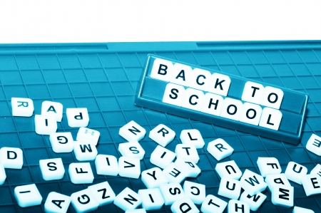 Back to school Stock Photo - 14458113