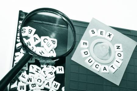 Sex education Stock Photo - 14456613