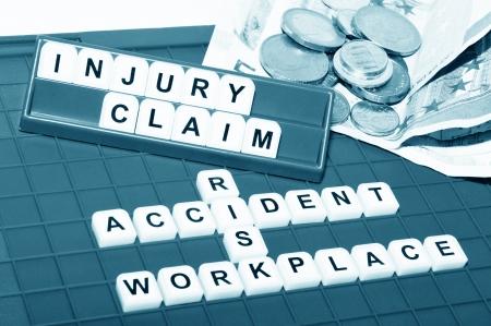personal injury: Injury claim