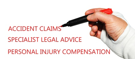 solicitor: Accident claims