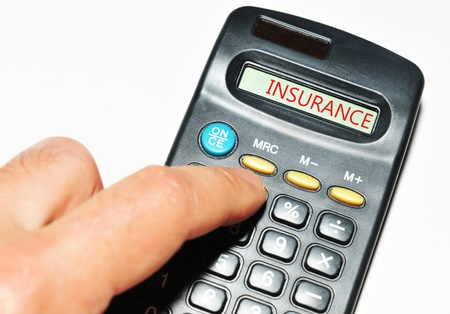 Insurance calculator  photo