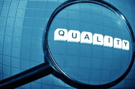 control de calidad: Calidad