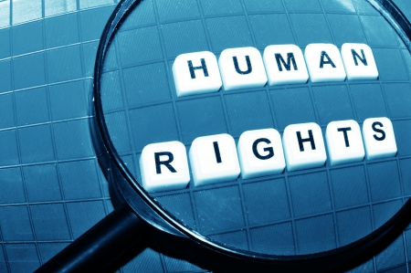 Human rights Stock Photo - 14452290
