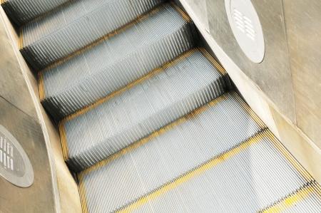 Escalator detail Stock Photo - 14950575