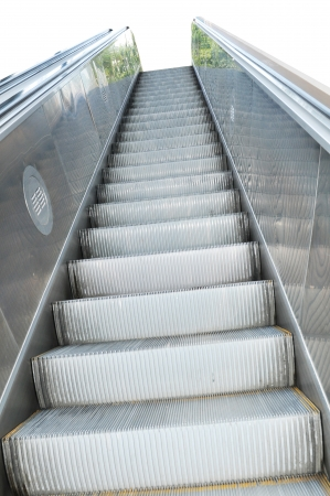 Escalator detail Stock Photo - 14950470