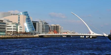 dublin ireland: Dublin panorama