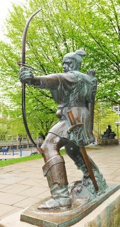 robin hood: Robin Hood  Stock Photo