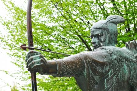 Robin Hood Stock Photo - 22361440
