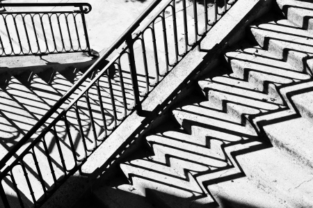 nowhere: Stairs to nowhere