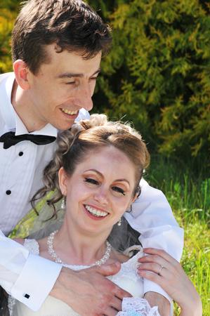 wedding portrait: Wedding portrait