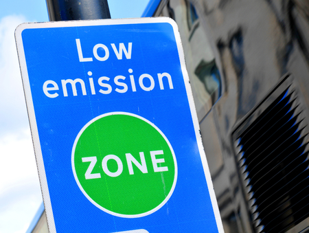 Low emission zone