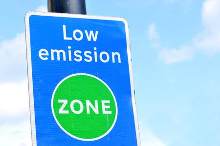 emissions: Low emission zone